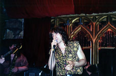 Vance performs in the mid 90s - Click for a large image.